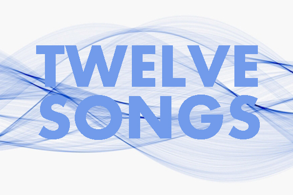 12 songs logo